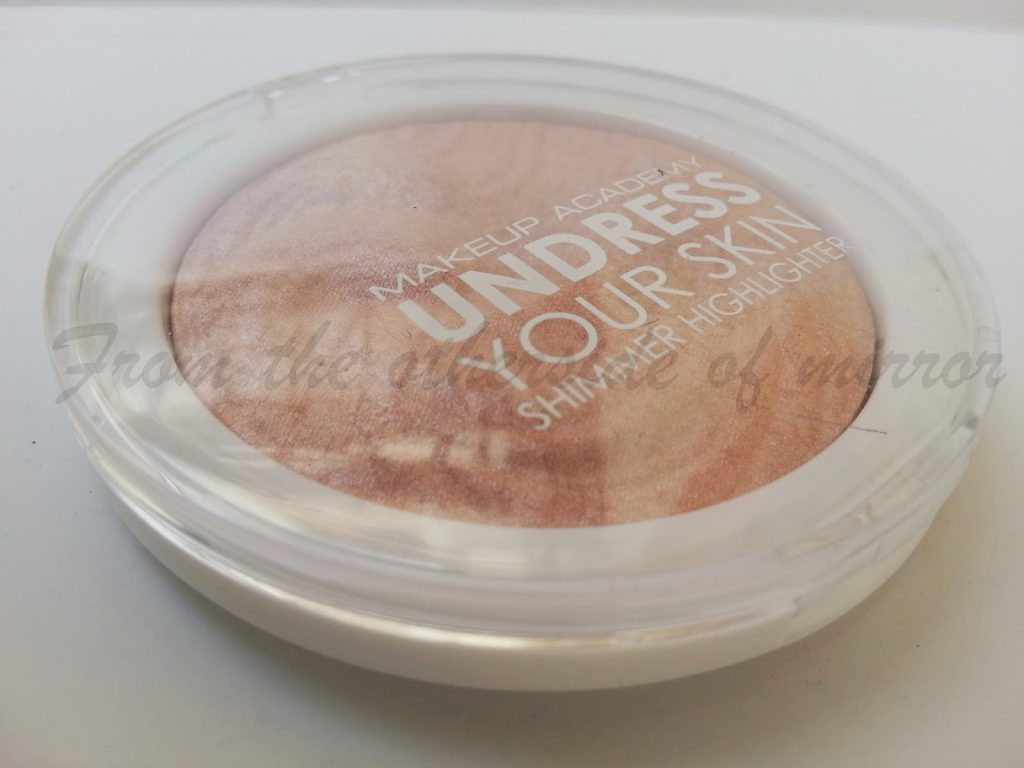MUA Undress Your Skin Shimmer Highlighter – Review & Look
