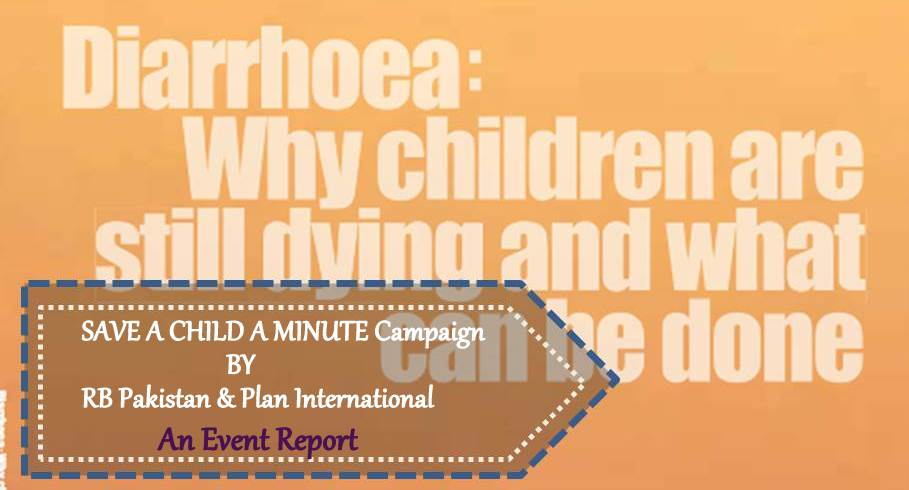 """""""SAVE A CHILD A MINUTE"""" campaign –  An Event with a Cause"""