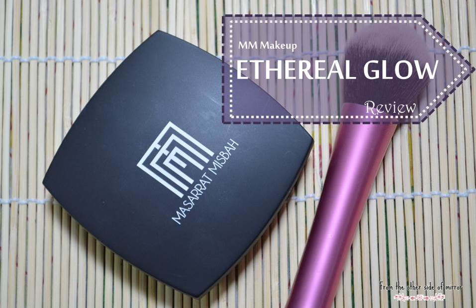 7 Days of MM Makeup – Day 6 : MM Makeup Ethereal Glow (Review & Swatch)