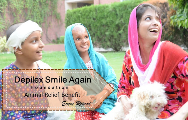 An Evening with the Rescued – Depilex Smile Again Foundation Animal Relief Benefit