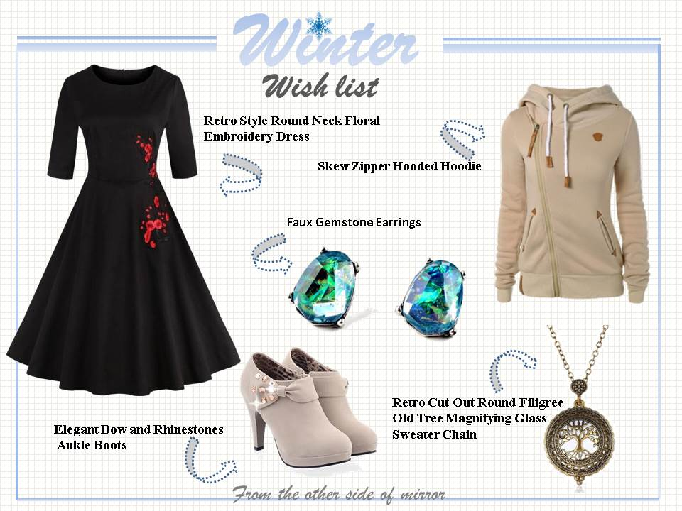 Winter Wish List ft. Rosegal.com