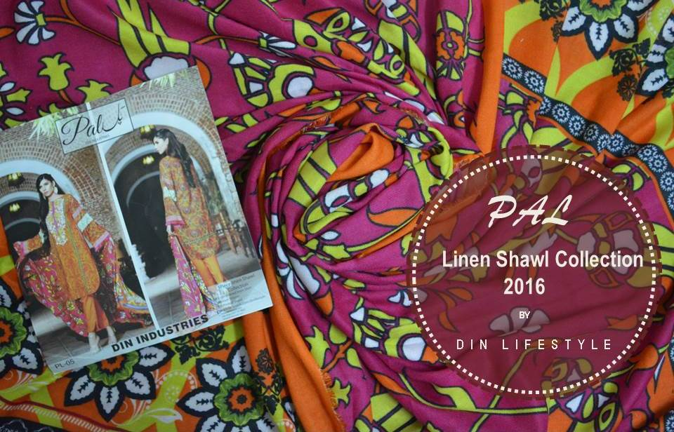 Warming the winters with PAL Linen Shawl collection