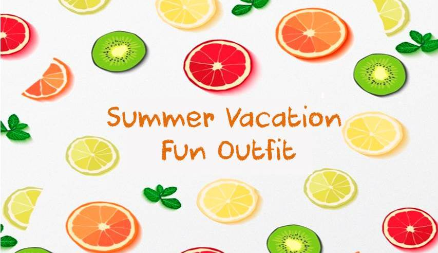 Summer Vacations Essentials – Dress Tops, fun bags and more !