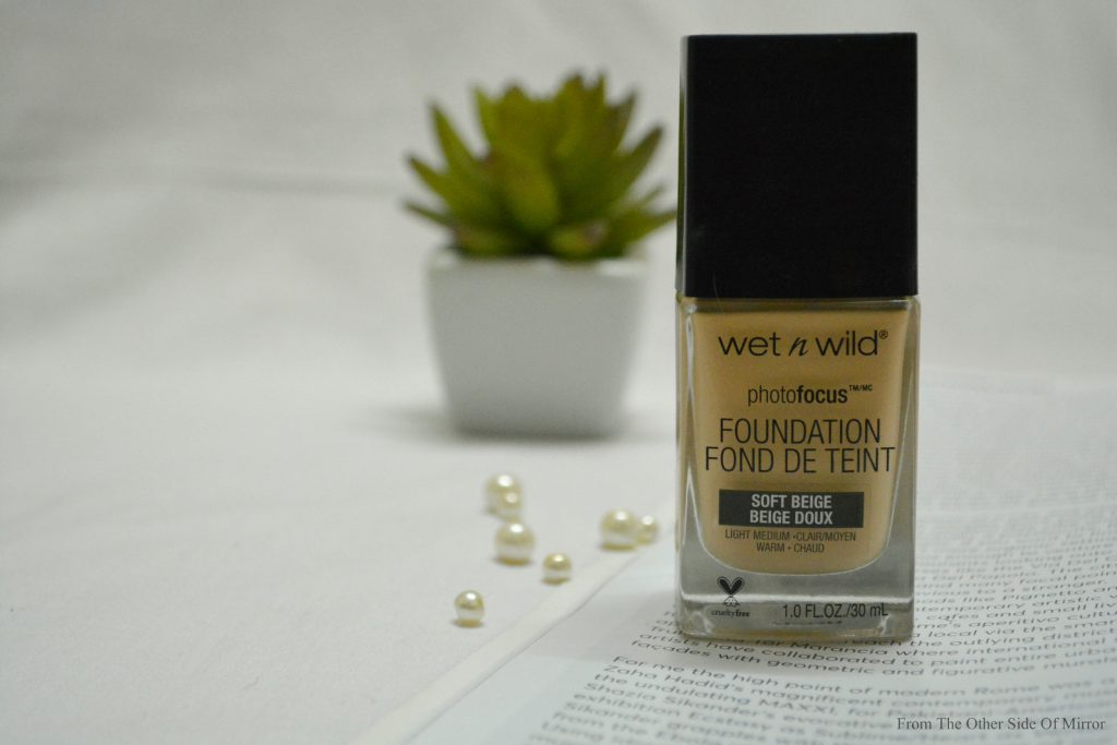 Wet n Wild Photofocus Foundation – What foundation dreams are made of! (Review & Swatch)