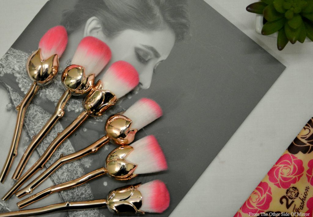 Rose Brushes – Do they work as beautifully as they look? —Review