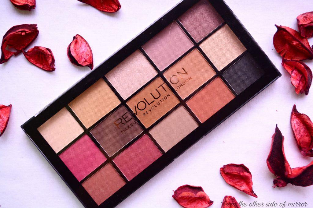 Makeup Revolution Reloaded Pallette – A Gem not to be Missed (Review)