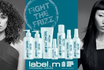 #fightthefrizz with Label M Antifrizz Range – Review